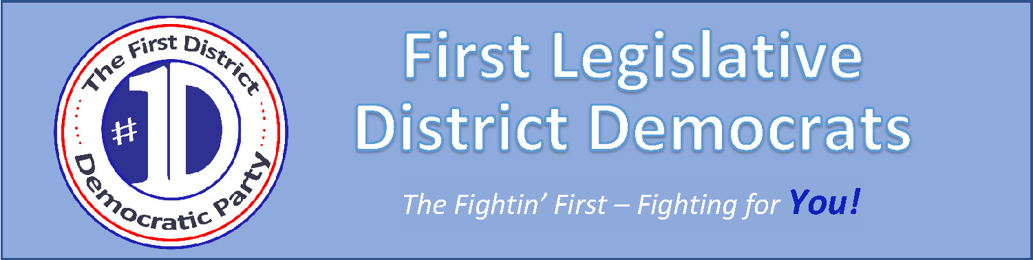 1st Legislative District Democrats