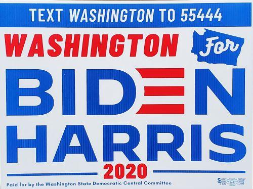 WA State for Biden-Harris