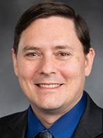 Senator Derek Stanford, D-1